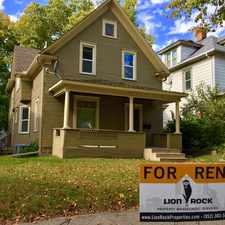 Rental info for 2236 Pierce Street Northeast in the Windom Park area