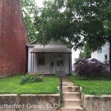 Rental info for 7117 Alabama Avenue in the Carondelet area