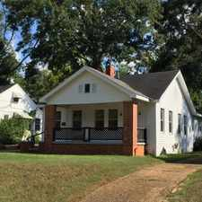 Rental info for ~*~ 1930 McKinley Ave Montgomery AL in the St. Louis Place area