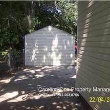 Rental info for 4557 S Rhett Ave
