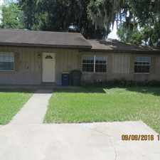 Rental info for 2/1 Triplex For Rent