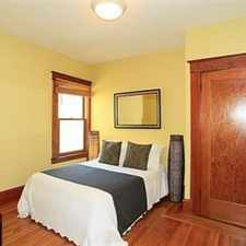 Rental info for Brussels St & Harkness Ave
