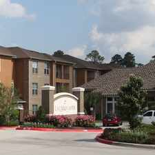 Rental info for Laurelwoode Apartments in the The Woodlands area