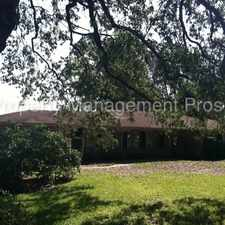 Rental info for 249 Wateredge Drive North Jacksonville, FL 32211 in the Woodland Acres area