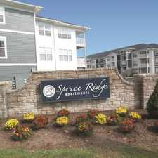 Rental info for Spruce Ridge Apartments
