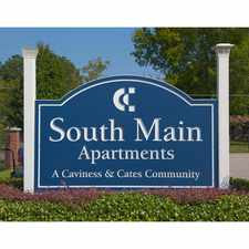 Rental info for South Main Apartments in the Fayetteville area