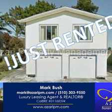 Rental info for Azari PM - ***JUST RENTED *** Peaceful Renovated In-Law Apartment, w/Garden, Awesome location in Daly City, 1-2BR/2BA