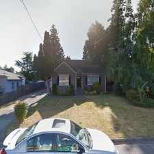 Rental info for Single Family Home Home in Tacoma for For Sale By Owner in the Eastside area