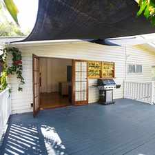 Rental info for UNDER APPLICATION - Fabulous Entertainers Home in the Brisbane area