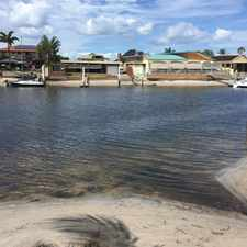 Rental info for Waterfront Townhouse Just move in & Relax! in the Gold Coast area
