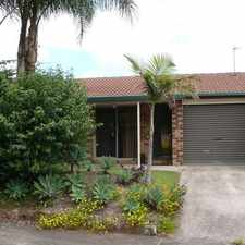 Rental info for Unit in Oxenford in the Pacific Pines area