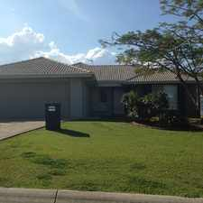 Rental info for House in Coomera Springs in the Gold Coast area