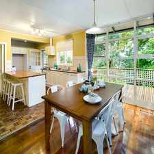 Rental info for Character charm four bedroom home, minutes from Heatherdale station in the Melbourne area
