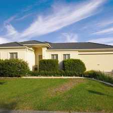 Rental info for Stylish 4 bedroom home with a study UNDER APPLICATION in the Carrum Downs area