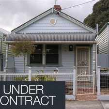 Rental info for CHARMING VICTORIAN RESIDENCE in the Melbourne area
