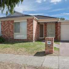 Rental info for UNDER APPLICATION - IDEAL 2 BEDROOM UNIT in the Melbourne area