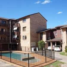 Rental info for 2 Bedroom Unit Available! in the Cabramatta area