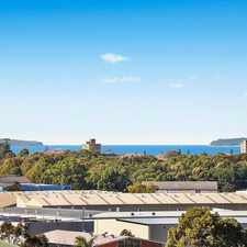 Rental info for Stunning Water Views in the Sydney area