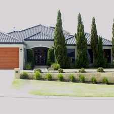 Rental info for OPEN FOR VIEWING SUNDAY 13/11 1PM - 1.30PM - LAWNMOWING & WATER CONTRIBUTION INCL IN RENT in the Mindarie area