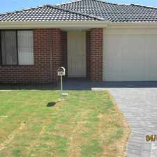 Rental info for WAITING FOR YOU! in the Wattle Grove area