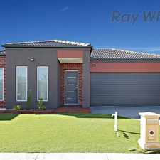 Rental info for Well-Presented family home in the Hoppers Crossing area