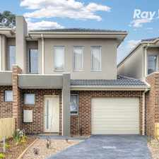 Rental info for Near NEW 3 BEDROOM HOME! in the Melbourne area