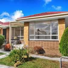 Rental info for O'HEA STREET, THE HEART OF COBURG