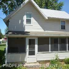 Rental info for 9 Anderson Street