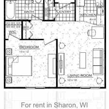 Rental info for 1 bedroom Apartment - Nestled in a beautiful country location.