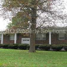 Rental info for 2BD/1BA Apartment near Perryville Rd and Lexington