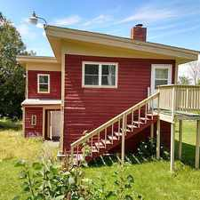 Rental info for Single Family Home Home in Presque isle for Owner Financing