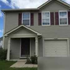 Rental info for Apartment for rent in Minooka. Parking Available!