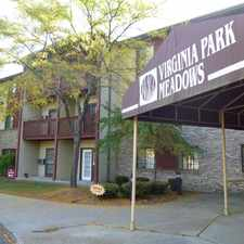 Rental info for Virginia Park Meadows - Senior Community 55+ Independent Living