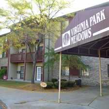 Rental info for Virginia Park Meadows - Senior Community 55+ Independent Living