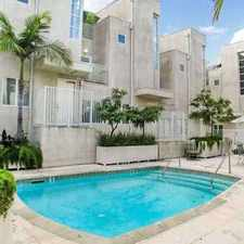 Rental info for For Sale: 2 Bed 3 Bath condo in Hollywood Hills