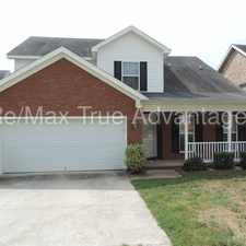 Rental info for Beautiful home in Senators Ridge subdivision.