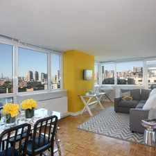 Rental info for 43rd Ave & Crescent St, Long Island City, NY 11101, US in the Marine Park area