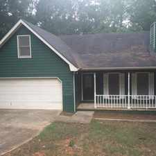 Rental info for 165 Willow Shoals Drive