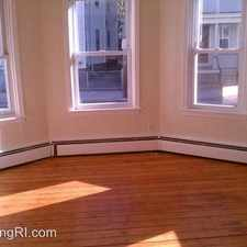 Rental info for 107 Tell St in the Federal Hill area