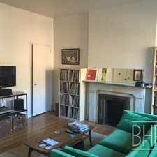 Rental info for Amity St