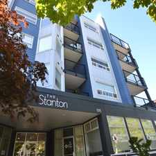 Rental info for The Stanton in the Ballard area