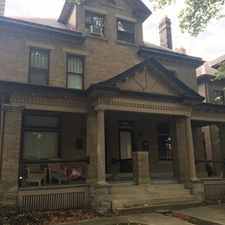 Rental info for 1073 Neil Ave in the Harrison West area