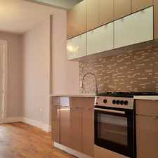 Rental info for Flushing Ave & Woodward Ave in the Williamsburg area