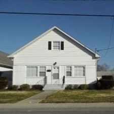 Rental info for 615 North Walnut Street