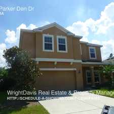 Rental info for 1401 Parker Den Dr