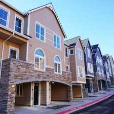 Rental info for Milano Townhomes