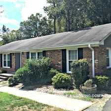 Rental info for 4605 Reigal Wood Rd