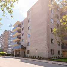 Rental info for Maplebrook Apartments - 70 Roehampton Dr.- 2 Beds- Plan A Apartment for Rent in the St. Catharines area