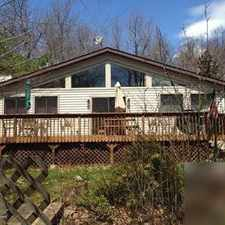 Rental info for 3 bedrooms House in Tobyhanna