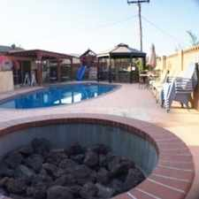 Rental info for Pool Home in Simi Valley